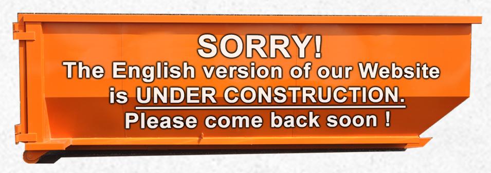 Container rental dumpster service conrex laurentides for Construction conteneur